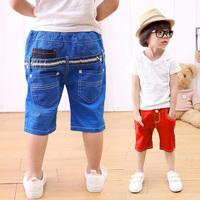Children Kids Baby Boys Girls Plus Red Blue Shorts size 2-6 School Uniform NWT
