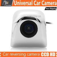 CCD universal Car rear view camera Car parking backup camera HD color night vision such solaris corolla k5 car reversing camera