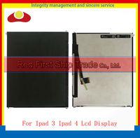 10pcs/lot Original For Ipad 2 ipad 3 ipad 4 LCD Display Screen Free Shipping By DHL EMS