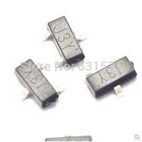 FREE SHIPPING SMD Transistor S8050 J3Y 0.5A / 25V NPN SOT23 power transistor 100PCS/LOT