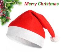 Christmas hat Christmas decoration santa claus hat non-woven christmas hats