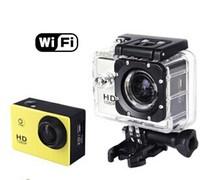 SJ4000 WIFI sport DV camera 1080P with 900amh battery