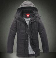 Hot German military men high velvet jacket counter genuine thick ovo collar men Brand winter outdoor coat , M-XL