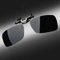 Aluminum magnesium clip sunglasses clip myopia male women's polarized sunglasses glasses olpf clip