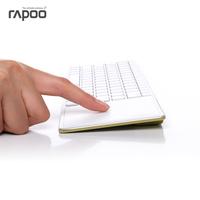 Free Shipping Computer Keyboard Rapoo Gold Series E6700 Bluetooth Touch Keyboard Wireless Keyboard