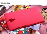 HK Free Ship Xiaomi M4 Original Nillkin Hard Shell Case For xiaomi M4 Back Cover Free xiaomi 4 Screen Protector mi4 Case Package