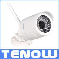 TENVIS TH692 1.0 Megapixel HD Waterproof Wireless IP Camera R-LEDs Night Vision Onvif V2.2 Surveillance Camera