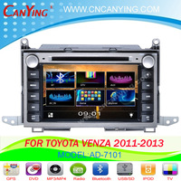 Special Car dvd gps for TOYOTA VENZA(2011-2013)(AD-7101)