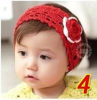 flower Baby Girls Headwear Little Kids' Headband children Bow hair band accessories