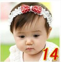 Fashion Baby Girls Headwear Cute Little Kids' Headbands