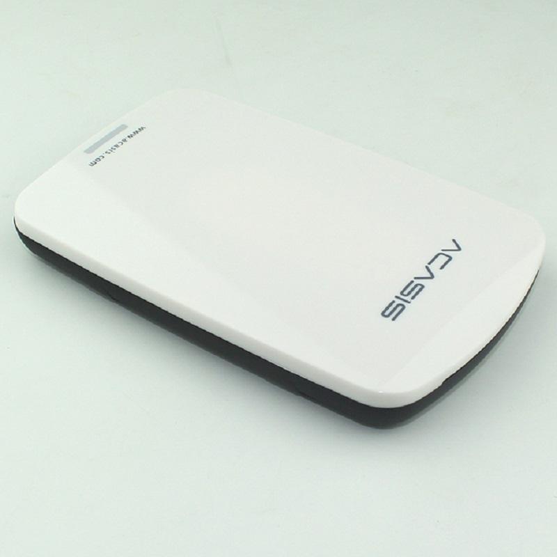 hot sale Case Sata Ou Case Ide Hd Notebook 2.5 Bolso Usb 2.0 Externa hard drive Storage Enclosure Box Free shipping(China (Mainland))