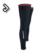 2014 New Arrival  Jakroo Men Winter Thermal Fleece Warmer Cycling Bicycle Leg Sleeve Sleevelet  S~XXL