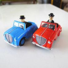 Thomas & Friends Metal Diecast Topham Hatt & Mr Pervicals Toy Train  Loose(China (Mainland))