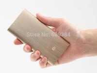 8800mAh Li-polymer Utral Slim Thin Metal Case MI Power Bank Portable External Battery Charger For Cell Phone Xiaomi M1 M2 M3