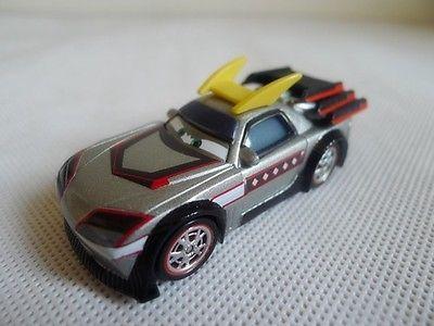 Pixar Cars Toon 1:55 Kabuto Metal Toy Car Loose(China (Mainland))