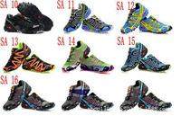 Free shipping 2014New Hot Men's&women Speedcross 3 Zapatillas Athletic Running Sports Man Shoes Outdoor KM1206