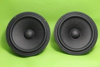 2pcs pair  HiEND  6.5  midbass woofer speaker  , vifa peerless produce