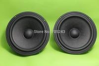 2pcs pair  HiEND  6.5  midbass woofer speaker  , vifa peerless produce