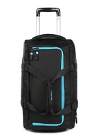 High quality poly dobby and nylon with PU new style multifunctional casual sports travel trolley bag luggage bag AS12B009