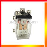 high quality JQX-60F 1Z 60A DC12v 24v 48v 110v AC110v 220v 230v coil screw mount terminal power relay