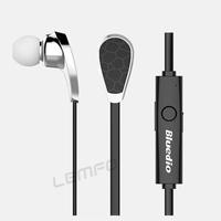 Bluetooth Headphone Bluedio N2 In Ear Earphones with MIC Wireless Handsfree Sport HIFI Stereo Headset Multi-point Sweat Proof