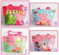 Free shipping peppa pig girl bags or girls boys children cartoon bag mochila infantil mochila peppa pig bolsas