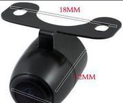 Universal Car Rear view Parking Assistance Camera HD Color Night Version Reverse Drive CMOS Camera with 170'' Wide view Angle