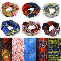 Bike riding turban towel magic towel cycing multifunction head scarf 50*25cm