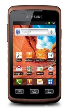 Refurbished Original Unlocked Samsung Galaxy Xcover S5690 Dustproof 3MP WiFi GPS GSM WCDMA Singapore post free shipping(China (Mainland))
