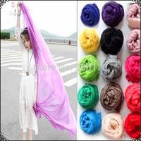 2015 180*80CM Fashion Accessories Latest man Scarves Cotton desigual scarf women solid cotton voile warm soft hijab shawl cape