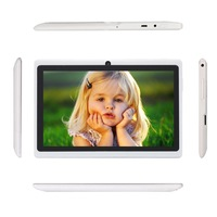 "Cheapest selling tablet pcs 7"" Google Android 4.2 Tablet PC 8 GB 1.5GHz Dual Core Camera WIFI  MID Portable computers White"