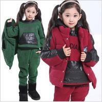 Winter Girls Boys Clothing Sets, Ski Suit Set, Sport Suit, Girls Tracksuit set, Children Girl Winter Suit Childrens' Outerwear