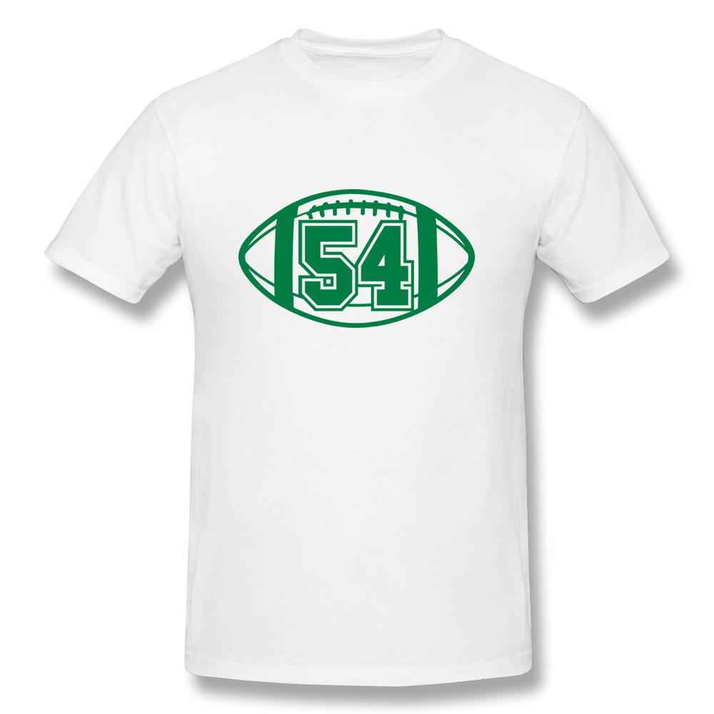 Personalize Solid T Shirt Mans 54 Football Vector 1 color TAS Funny Picture Man Tee Shirts Wholesale(China (Mainland))