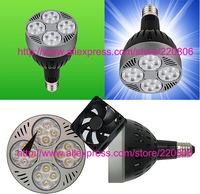 hot sale high quality wholesale 2300-2700lm pure white 4500K Osram 35W led PAR30 light, par30 led par light, led spot light