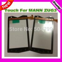 MANN ZUG3 zug 3 Original touch screen+ screen protector Dual Core Quad core A18 Dual Sim android phone 1pcs free shipping