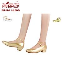 SUN LISA Latin Tango Waltz Ballroom International Standard Dance Shoes For Women and Girl Free shipping
