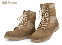 Autumn and winter New High help boots  outdoor  men's boots