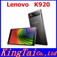 Original Lenovo K920 Vibe Z2 Pro 4G LTE Mobile Phone Snapdragon 801 Quad Core 2.5GHz 6.0 inch 2560x1440 3GB 32GB 16MP 4000MAH
