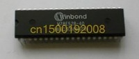 Free shipping 10PCS W78E52B-40 W78E052C40DL W78E052B40DL DIP40 99