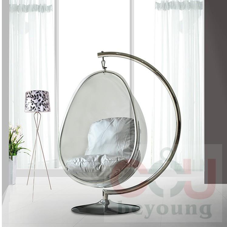 Indoor Hanging Bubble Chair