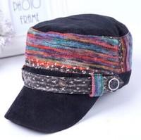 Hot sale women fashion autumn and winter hat female fashion national trend baseball hat women casual baseball caps free shipping