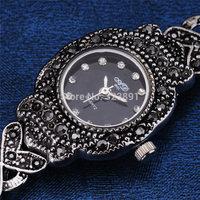 2014 new fashion top brand design bracelet rhinestone women wristwatches full steel ladies luxury wrist quartz watch