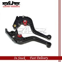 BJ-LS-002 Black  Motorcycle CNC Brake & Clutch Levers Set  For yamaha YZF R1 R6 FZ1 FZ6 FAZER
