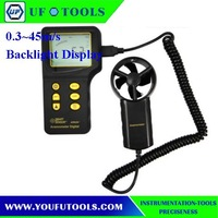 AR826 Digital Mini type Air-flow Anemometer,Mini Air-flow Anemometer