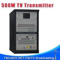 CZH518D-500W 500w DVB-T Digital TV Territorial Broadcast Transmitter for Professional TV Station