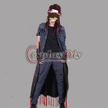 Custom Made DMMD Dramatical Murder Mink Anime Cosplay Costume