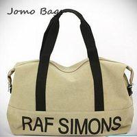 2014  NEW Top selling women's and men's canvas letter handbags shoulder bag male travel hiking bag briefcase messenger bag z2682