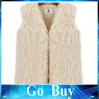 Free shipping 610212 trends Ms Maomao fur fur vest coat maomao ma3 jia3 imitation wool vest tank top
