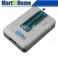 Free shipping High-speed SP8-B Universal USB BIOS Programmer FLASH/EEPROM/SPI suport4000 + chip #BV284 @CF