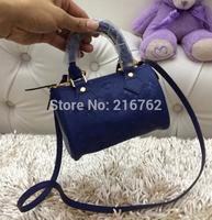 Women's handbag classic Empreinte speedy 15 handbag bucket handbag m41534 tote girl shoulder bag